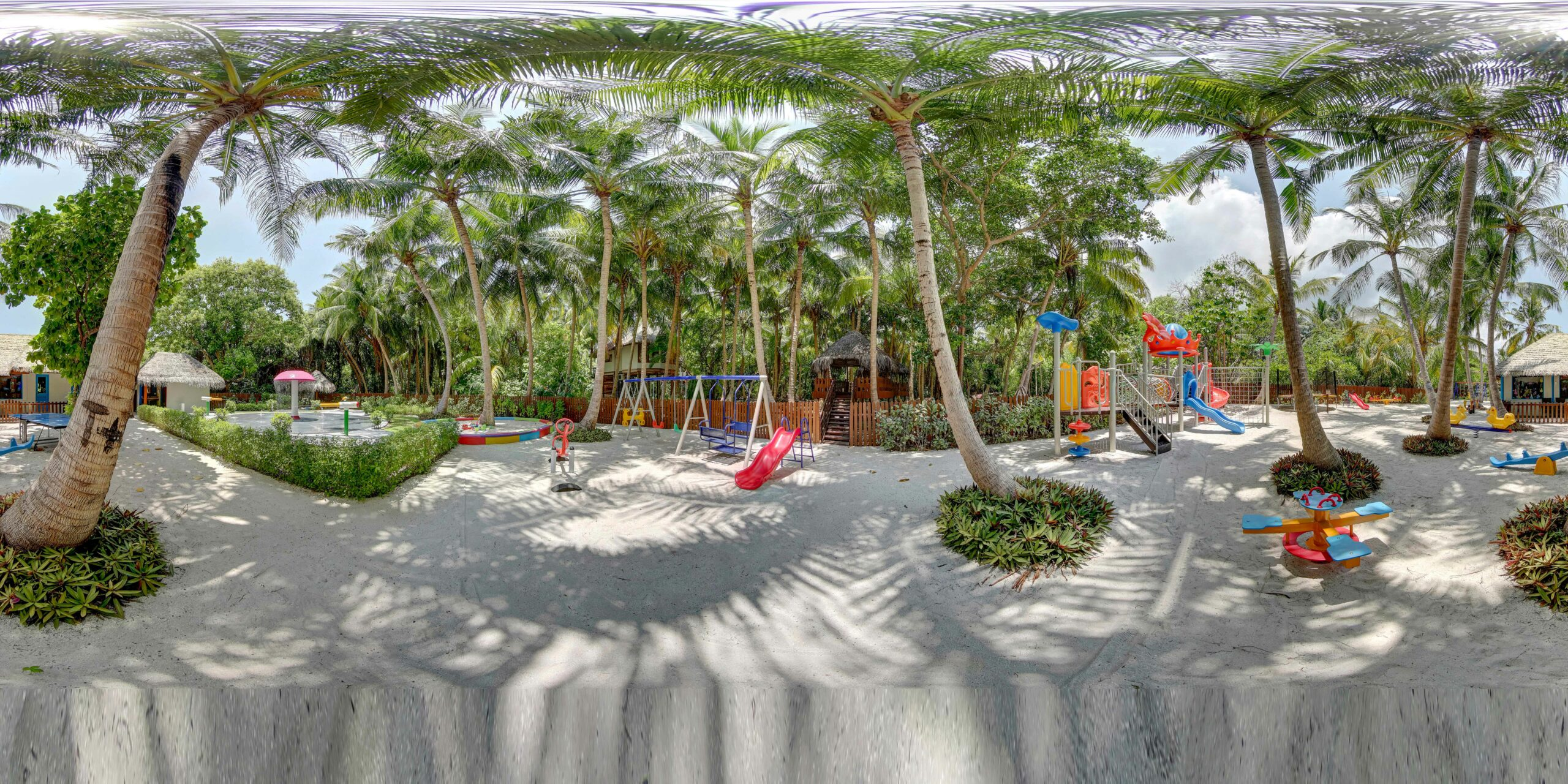 Dusit Thani-Kids Club Outdoor Area - General